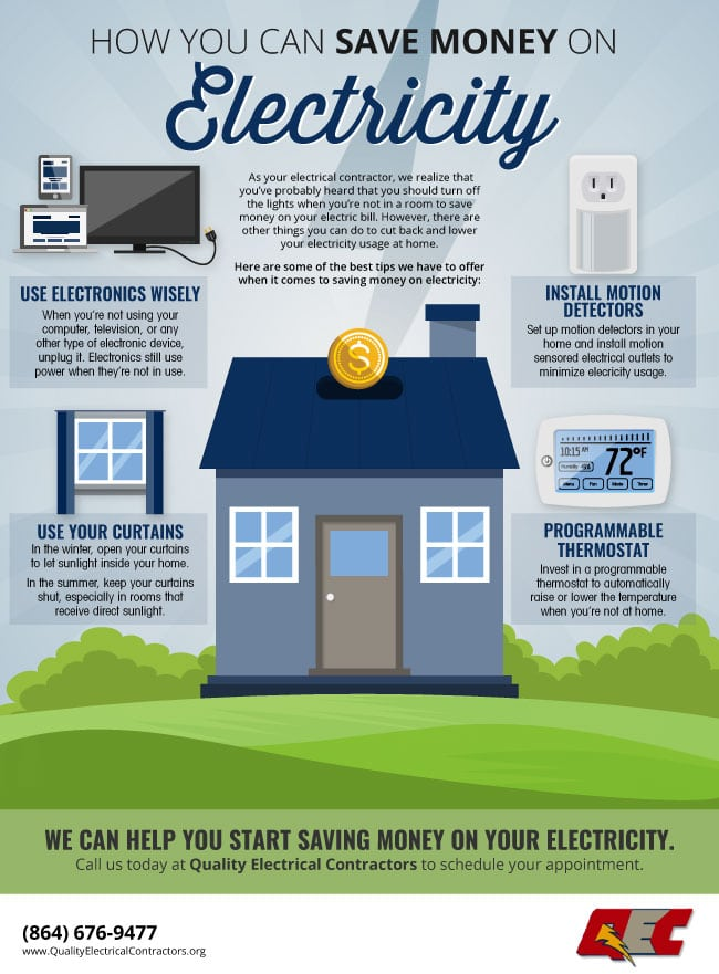 Save Money On Electricity With These 4 Tips Quality