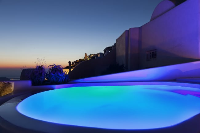 Enhance Your Pool with LED Lights